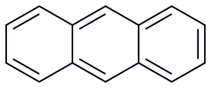 Anthracene-2D-Skeletal